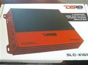 DS18 1650 WATT CAR AMP SLCX1650.2